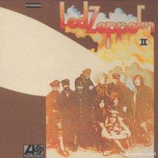 Discos de vinilo: LP LED ZEPPELIN II VINILO 180 G REEDITION 2014. Lote 198017740