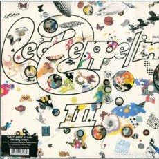 Discos de vinilo: LP LED ZEPPELIN III VINILO 180 G REEDITION 2014. Lote 194675452