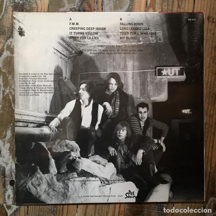 Discos de vinilo: DIRTY OLD MEN FERTILIZATION - Foto 2 - 184558178