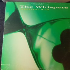 Discos de vinilo: THE WHISPERS.. GREATEST HITS...US 1988. Lote 184564926