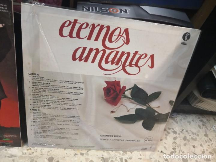 Discos de vinilo: 2 LP LOS REYES DEL MAMBO TOCAN CANCIONES DE AMOR Y ETERNOS AMANTES - Foto 5 - 184568573