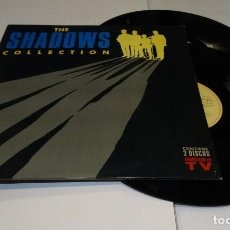 Discos de vinilo: THE SHADOWS COLLECTION DOBLE LP 1991. Lote 184569392