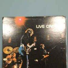 Discos de vinilo: CREAM – LIVE CREAM. Lote 184573596