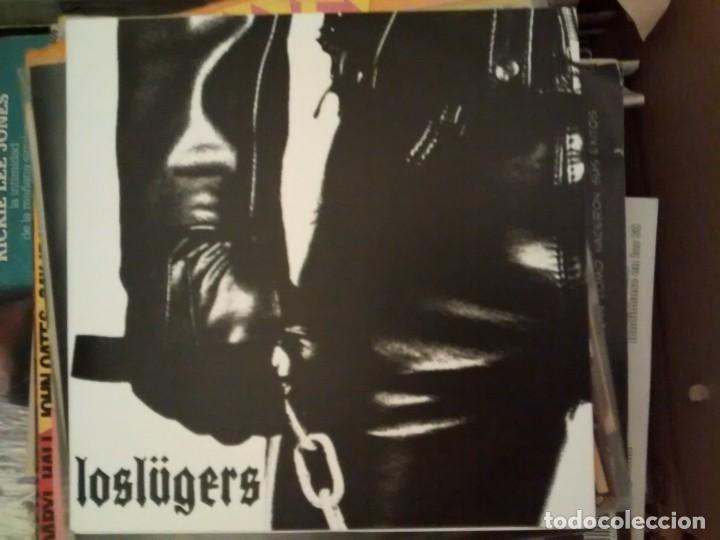 LOS LÜGERS - LOS LÜGERS EP 2008 (Música - Discos de Vinilo - EPs - Punk - Hard Core)