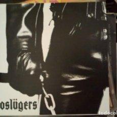 Discos de vinilo: LOS LÜGERS - LOS LÜGERS EP 2008. Lote 184574410