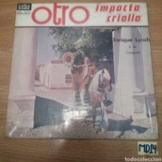 Discos de vinilo: ENRIQUE LYCH. Lote 184582228