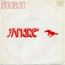 Discos de vinilo: SANGRE – CONSERVA EL SUEÑO - SG PROMO SPAIN 1971 - RCA VICTOR ESP-525-A . Lote 184587863