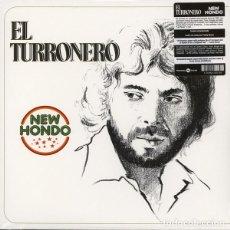 Discos de vinilo: EL TURRONERO - NEW HONDO (LP 2017, PHARAWAY SOUNDS ?PHS042) NUEVO Y PRECINTADO. Lote 184610041