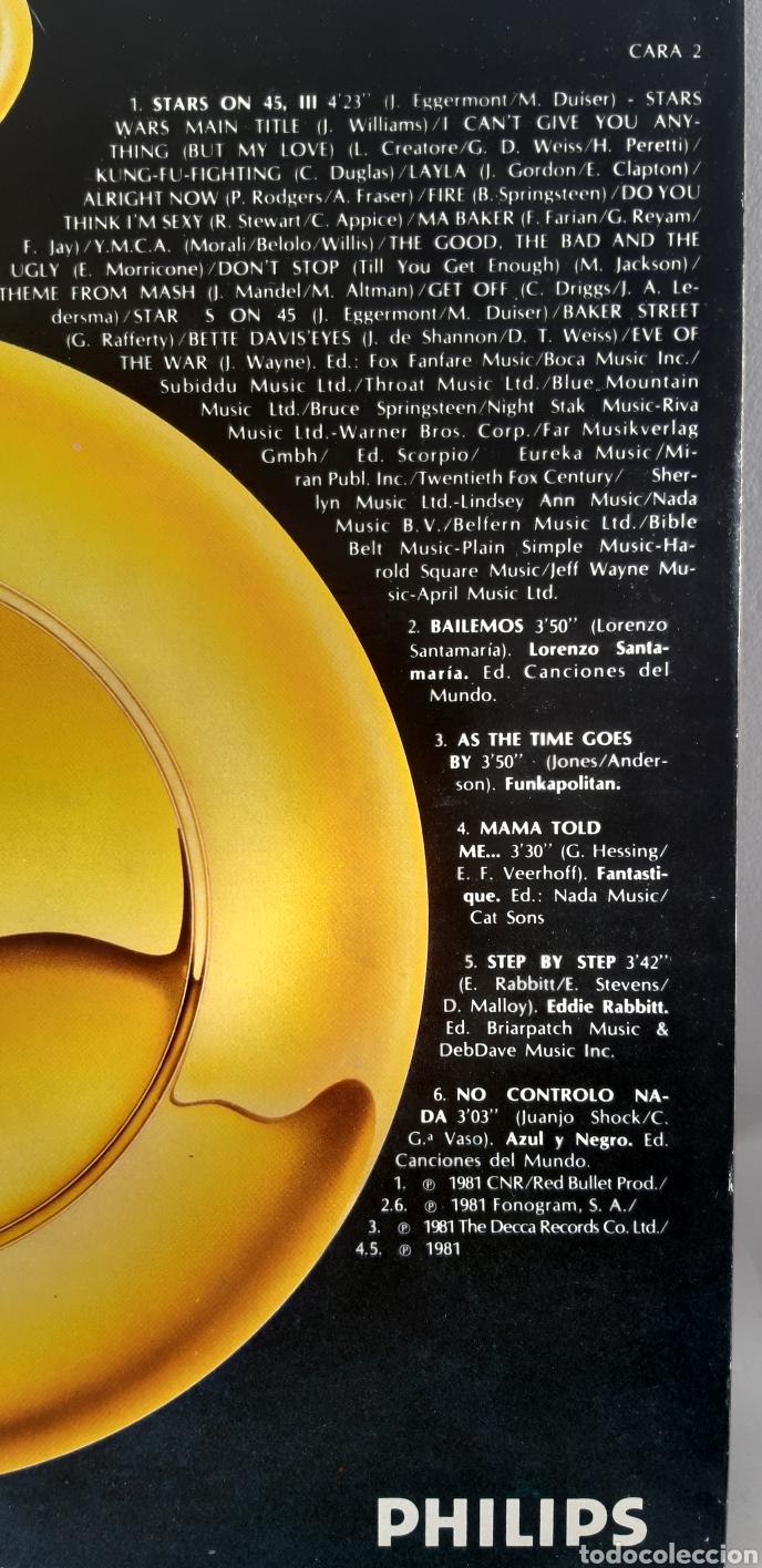 Discos de vinilo: UNICO!!?? LP Las 12. VARIOS ARTISTAS. STEVE MILLER, ELTON JONHS.MOODY BLUES, KISS, Azul y negro,,,, - Foto 4 - 184612085