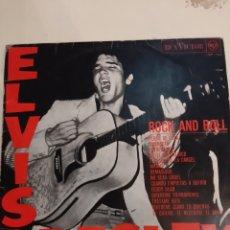 Discos de vinilo: ELVIS PRESLEY ROCK AND ROLL RCA 1968. Lote 184612868