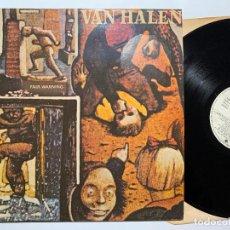 Discos de vinilo: DISCO LP VINILO VAN HALEN FAIR WARNING EDICION ESPAÑOLA DE 1981. Lote 184623350