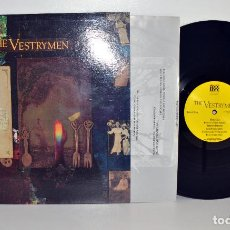 Discos de vinilo: THE VESTRYMEN - THE VESTRYMEN - LP ABSOLUTE A GO GO - USA 1990 NM/EX. Lote 184624601