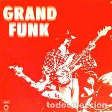 Discos de vinilo: GRAND FUNK RAILROAD – GRAND FUNK. Lote 184625752