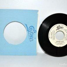 Discos de vinilo: MICK JAGGER - RUTHLESS PEOPLE - SINGLE PROMOCIONAL EPIC ESPAÑA 1986 EX. Lote 184627838