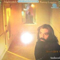 Discos de vinilo: KENNY LOGGINS - NIGHTWATCH LP - ORIGINAL U.S.A. COLUMBIA HALF SPEED MASTERED 1978 CON ENCARTE ORIGEN. Lote 184629661