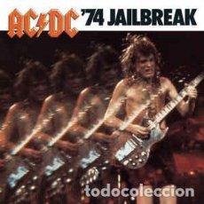 Discos de vinilo: AC/DC – '74 JAILBREAK . Lote 184631901