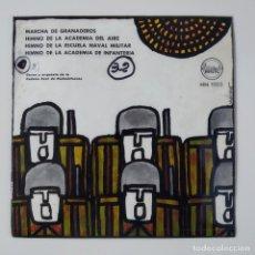 Discos de vinilo: CANCIONERO DEL FRENTE DE JUVENTUDES JUVENTUD ESPAÑOLA AÑO 1963 EP DONCEL HN 1003 JONS FALANGE OJE. Lote 184633202