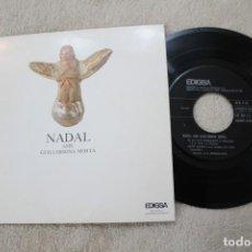 Discos de vinilo: GUILLERMINA MOTTA NADAL EP 1973. Lote 184637975