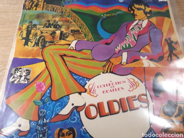 THE BEATLES OLDIES EMI ODEON LOTE B80 (Música - Discos - LP Vinilo - Pop - Rock - Extranjero de los 70)