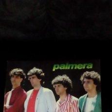 Discos de vinilo: PALMERA LP. Lote 184638618