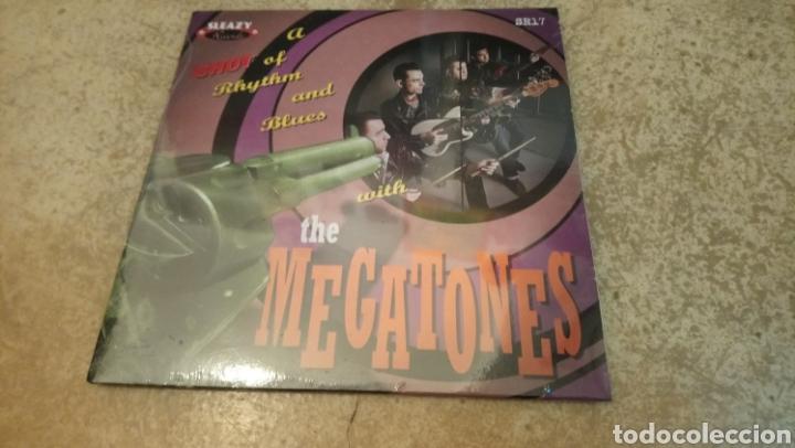 THE MEGATONES –A SHOT OF RHYTHM & BLUES WITH. SINGLE VINILO PRECINTADO. ROCKABILLY (Música - Discos - Singles Vinilo - Rock & Roll)
