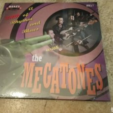 Discos de vinilo: THE MEGATONES  ‎– A SHOT OF RHYTHM & BLUES WITH. SINGLE VINILO PRECINTADO - ROCKABILLY. Lote 184641460