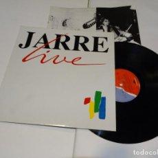 Discos de vinilo: JARRE LIVE LP 1989. Lote 184648641
