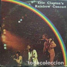 Discos de vinilo: ERIC CLAPTON – ERIC CLAPTON'S RAINBOW CONCERT . Lote 184652542
