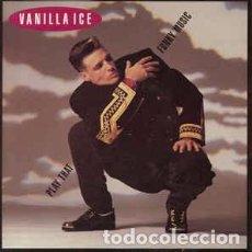 Discos de vinilo: VANILLA ICE - PLAY THAT FUNKY MUSIC (7, SINGLE, PAP) LABEL:SBK RECORDS CAT#: SBK 20 . Lote 184655080