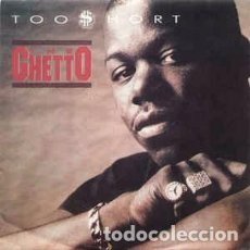 Dischi in vinile: TOO SHORT - THE GHETTO (7, SINGLE) LABEL:JIVE CAT#: ZB 44119 . Lote 184655261