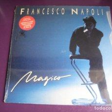 Discos de vinilo: FRANCESCO NAPOLI LP BOY 1988 - MAGICO - ITALODISCO - ITALIA SYNTH POP - VINILO SIN USO - EN ESPAÑOL. Lote 184664545