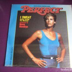 Discos de vinil: NONA HENDRYX MAXI SINGLE ARISTA 1985 PRECINTADO - I SWEAT - BSO CINE PERFECT - JAMIE LEE CURTIS . Lote 184666076