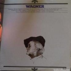 Discos de vinilo: WAGNER.. Lote 173686280
