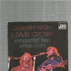 Disques de vinyle: NASH CROSBY. Lote 184685787