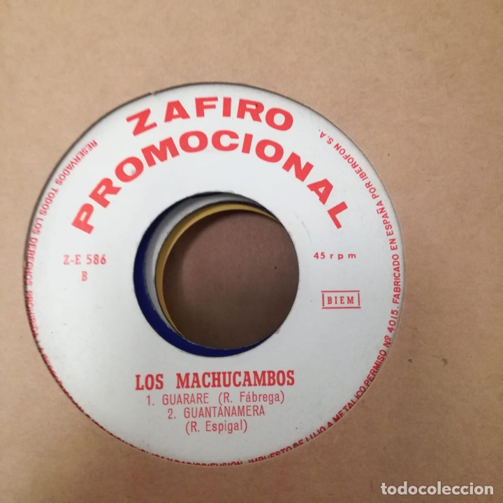 Discos de vinilo: Lote de single él fundador etc ver fotos - Foto 16 - 184697250