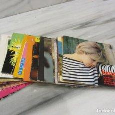 Discos de vinilo: LOTE DE 27 DISCOS SINGLES EN ESPAÑOL. Lote 184699207