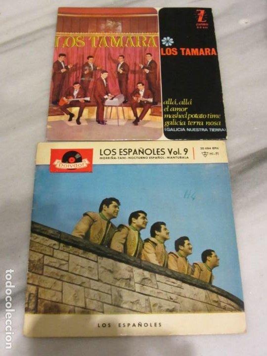 Discos de vinilo: Lote de 27 discos Singles en Español - Foto 3 - 184699207