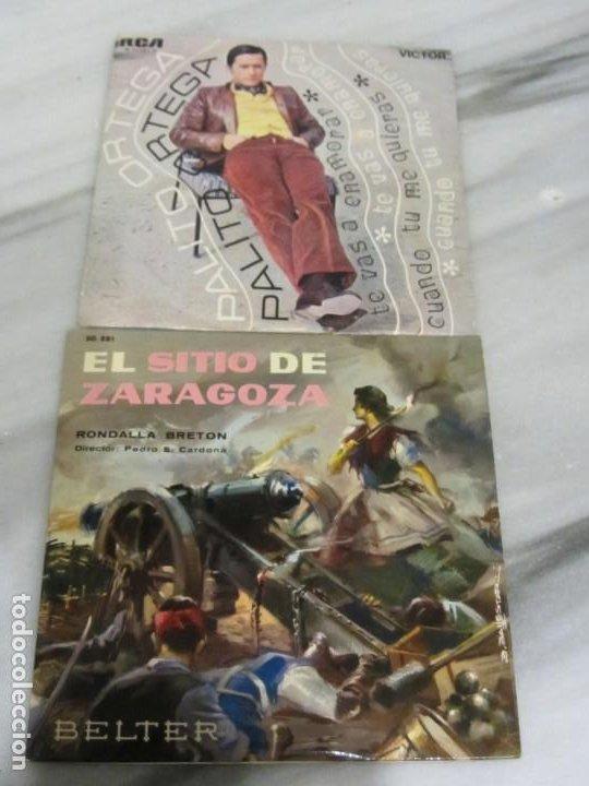Discos de vinilo: Lote de 27 discos Singles en Español - Foto 5 - 184699207