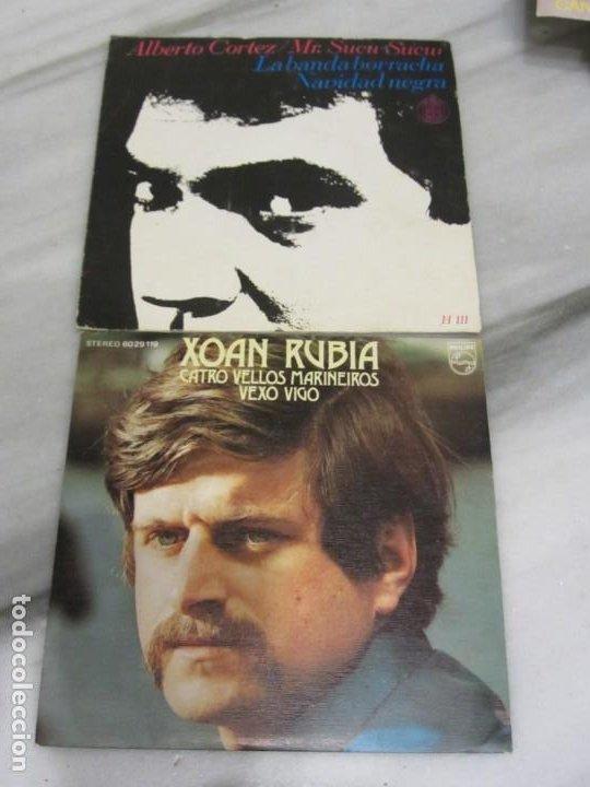 Discos de vinilo: Lote de 27 discos Singles en Español - Foto 6 - 184699207