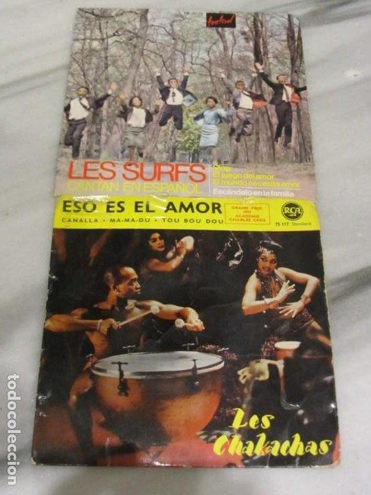 Discos de vinilo: Lote de 27 discos Singles en Español - Foto 7 - 184699207