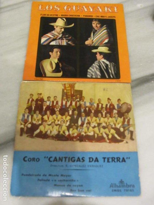 Discos de vinilo: Lote de 27 discos Singles en Español - Foto 8 - 184699207
