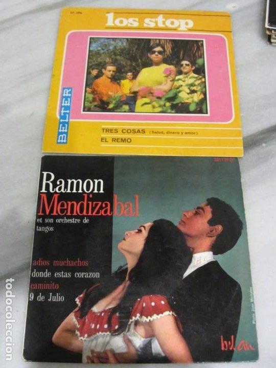 Discos de vinilo: Lote de 27 discos Singles en Español - Foto 9 - 184699207