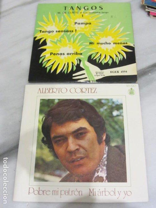 Discos de vinilo: Lote de 27 discos Singles en Español - Foto 10 - 184699207