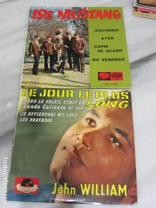 Discos de vinilo: Lote de 27 discos Singles en Español - Foto 11 - 184699207