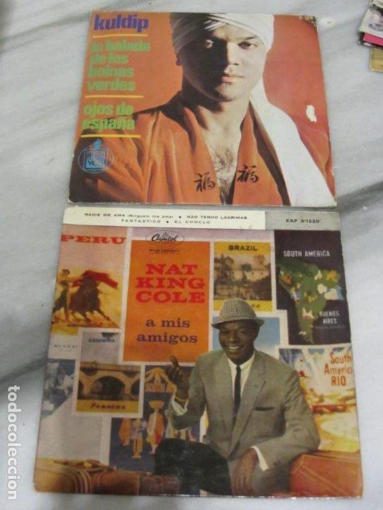 Discos de vinilo: Lote de 27 discos Singles en Español - Foto 12 - 184699207