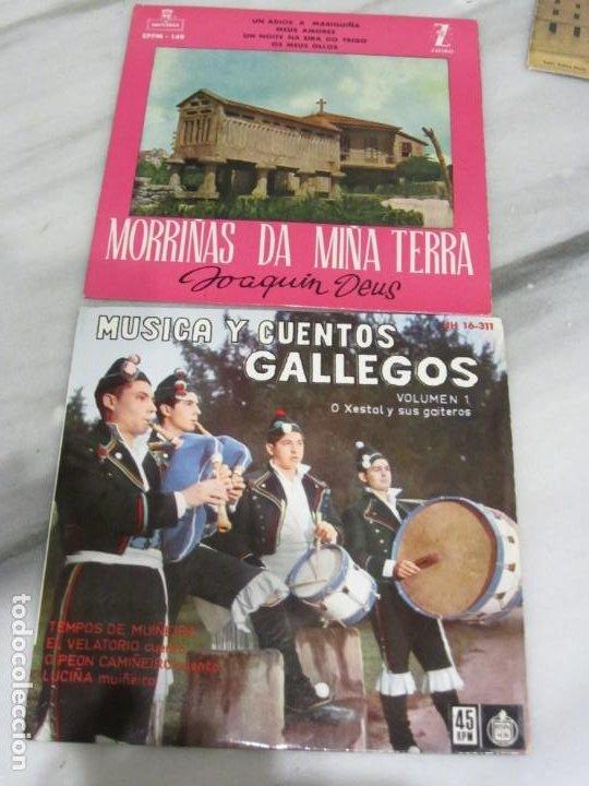 Discos de vinilo: Lote de 27 discos Singles en Español - Foto 14 - 184699207