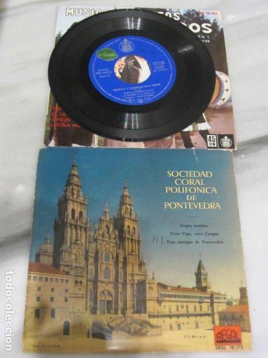 Discos de vinilo: Lote de 27 discos Singles en Español - Foto 15 - 184699207
