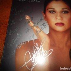Discos de vinilo: LOLITA MADRUGADA LP VINILO USA FIRMADO EN LA PORTADA 1990 CONTIENE 10 TEMAS RARO AUTOGRAFO MUY RARO. Lote 184701966