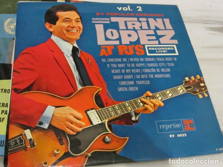 Discos de vinilo: 3 Lps en Ingles. - Foto 3 - 184702147