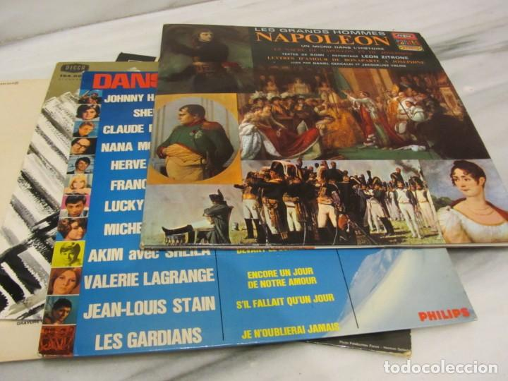 LOTE DE 5 DISCOS 33 Y 33 UN TERCIO. (Música - Discos de Vinilo - Maxi Singles - Otros estilos)